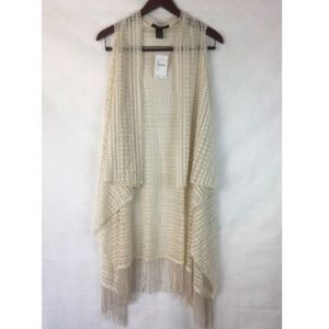 Cejon Short Sleeve Shawl Caftan Wrap Cover